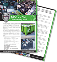 Battery Recycling Brochure