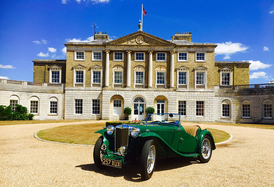 Stunning 1949 MG TC - Powered by a Shield Classic 242 73AH Battery