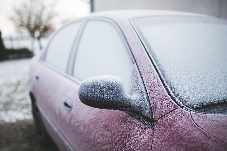 Check your vehicle is Winter Ready!