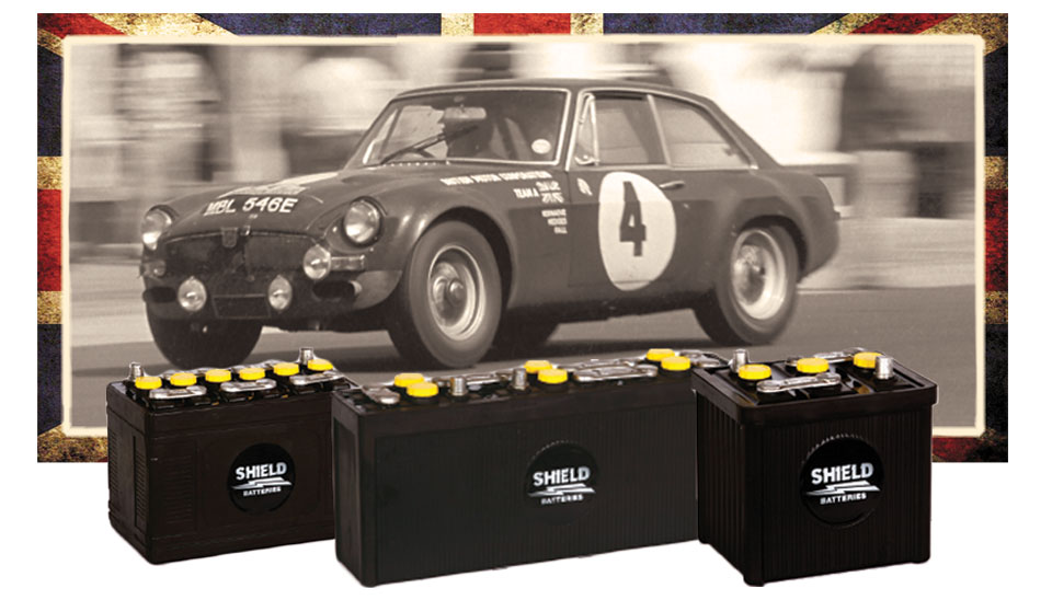 British Made Classic Car Batteries