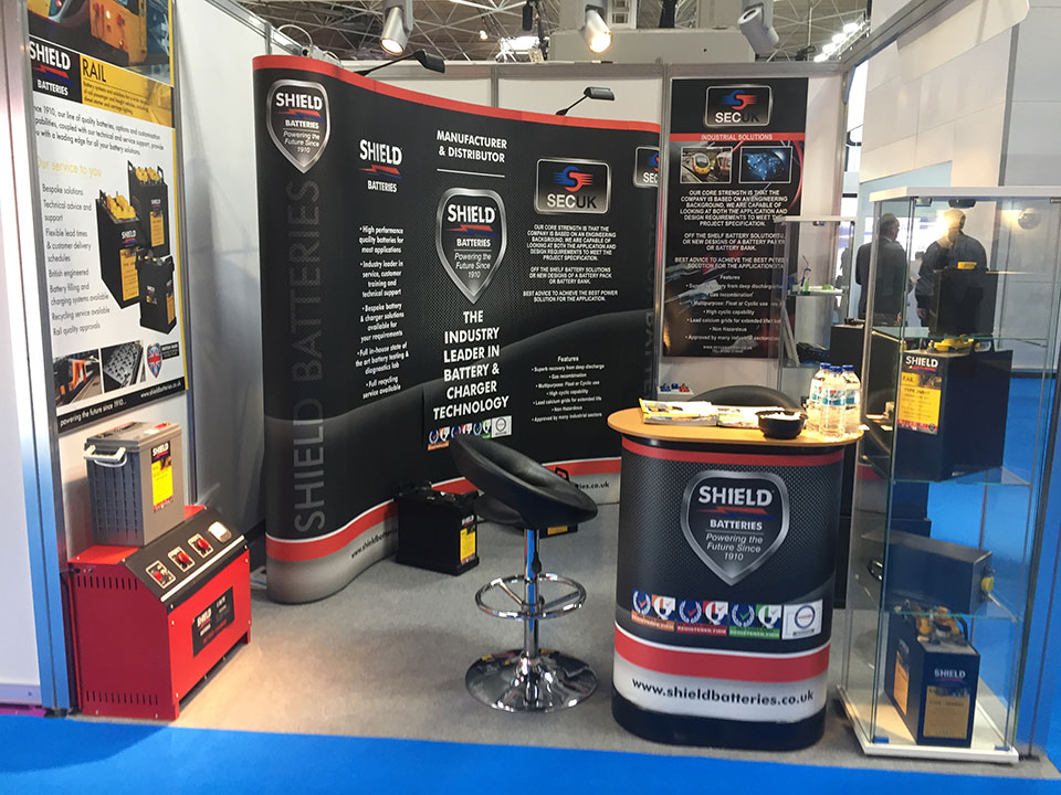 Success for Shield at Trade Shows