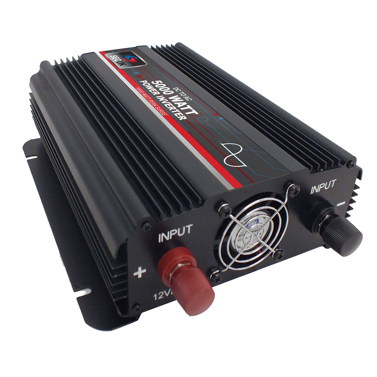 Sec Uk Batteries And Be Spoke Battery Solutions 6 To 12 Volt Power Supply Inverter Industry