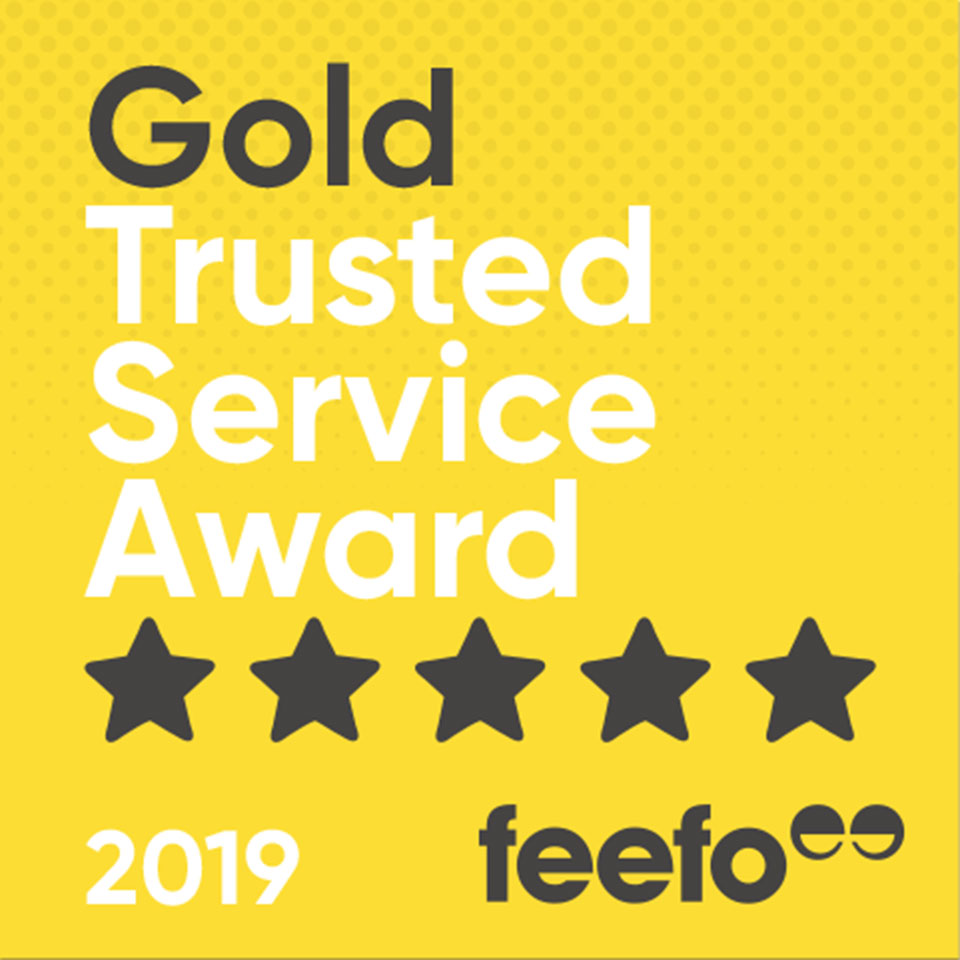 SHIELD BATTERIES RECEIVES FEEFO GOLD TRUSTED SERVICE AWARD 2019