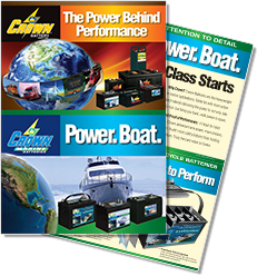 Crown Marine Brochure